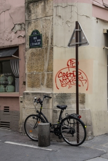Rue de L'echaudé