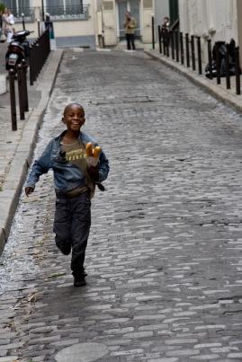 Pain Pour Les Amis, Paris