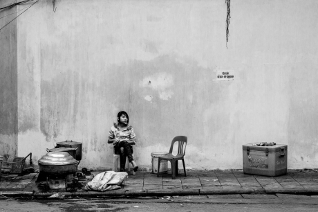 Morning Wait, Hanoi